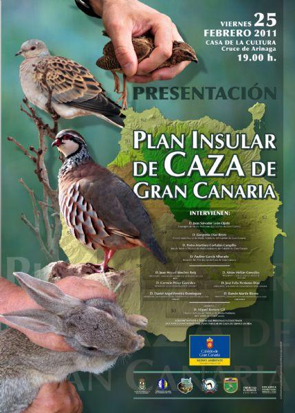 plan caza canarias