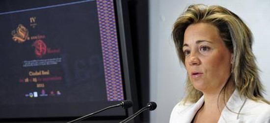 Foto: La concejala de Promoción Económica, Lola Merino